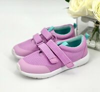 NEW Toddler Girl Sneaker Sz 10 Athletic Tennis Shoes Purple Cat & Jack Dustina