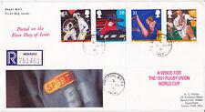 1991 Sports - RM - Pontypool CDS