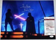 DAVE PROWSE SIGNED 11x14 DARTH VADER STAR WARS JSA COA 910 DAVID Return Jedi
