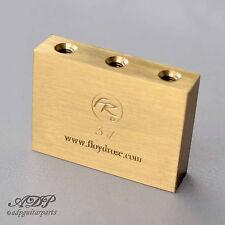 BLOC AUFZUG FLOYD ROSEN ORIGINAL FAT MESSING TREMOLO bloc 37mm FROFTB37P