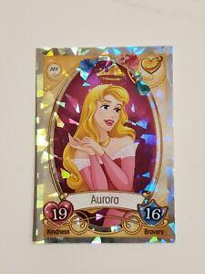 Aurora Sparkle Trading Card #149 - Sleeping Beauty - Disney Princess -Briar Rose