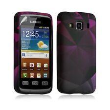 Housse coque étui gel pour Samsung Galaxy XCOVER S5690 motif LM03 + Film protect
