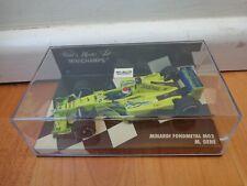 Minichamps 1/43 Minardi Fondmetal M02 Marc Gene 2000 F1 automóvil de fundición