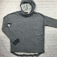 HOMAGE Brand Classics Scuba Neck Hoodie Hooded Sweatshirt Adult Large Soft