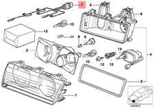 Genuine BMW E36 Cabrio Coupe Sedan Wagon Wiring Head Light OEM 63128353559