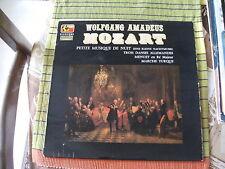 pochette de disque uniquement (pas de disque) Mozart editions Colombet MMC 1003