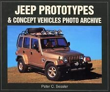 Jeep Prototype & Concept Vehicles: Photo Archive-ExLibrary