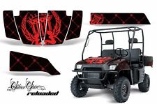 AMR Racing Polaris Ranger 500/700 UTV Graphic Kit Wrap Decal Part 04-08 RELOAD R