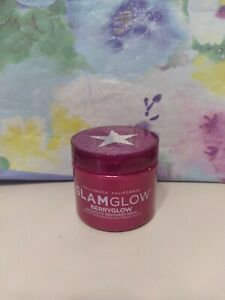GLAMGLOW BERRYGLOW Probiotic Recovery Face Mask NEW 2.5oz / 75ml No Box MSRP$49