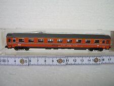 ROCO N 2261 D Eurofima compartimento auto 1 KL -70503-1 SBB + luce (ca/236-17s5/4)