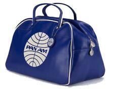 Vintage Pan Am Certified Flight Duffle Bag