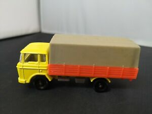 T203-MAJORETTE DAF 2600 TRUCK WITH CANOPY