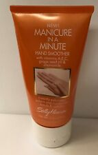 Sally Hansen Manicure in a Minute Hand Smoother with Vitamin A,E,C 3.2 oz / 93 g