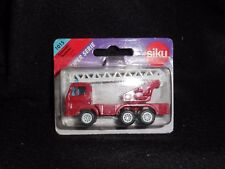 "Siku Super Serie Fire Engine German Toy 3"" MOC"