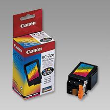 Canon bc-22e 22 e photo Color 4 Colors bjc-4200 4550 sans emballage d'origine
