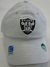NFL Oakland Raiders Reebok Cap Flex Sideline Slouch Hat NEW!!!