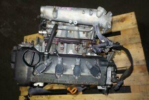 Nissan Almera 1.5L Benzin QG15DE Schwarz Top Motor 2000-2003