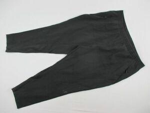 adidas Pants Men's Black Cotton Athletic New 3X Large