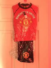 Manchester United Pyjamas Official Merchandise Christmas Gift 4-5years