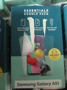 Essentials bundle-Samsung Galaxy A51