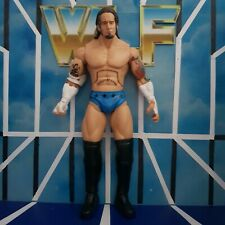 CM Punk - Jakks Deluxe Aggression - WWE Wrestling Figure (b)