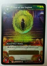 World of warcraft EYE OF THE LEGION loot card