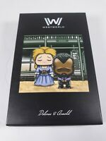 Westworld Dolores and Arnold Lootcrate Exclusive SuperEmoFriends Figures