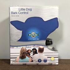 NEW! PetSafe Elite Little Dog Bark Control Collar PBC00-12726 Static 8-55lbs