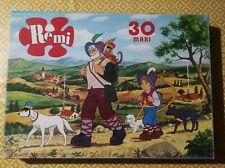 Puzzle Maxi Rémi 30 Pièces Clementoni 68,4 X 98,7 cm 1977
