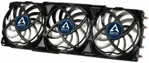 ARCTIC Accelero Xtreme III AMD NVIDIA Graphics Card Cooler 3x 92 mm PWM Fans