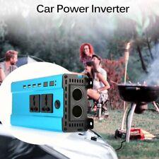 4000W Pure Sine Wave Inverter 24V DC to 220V AC Car Caravan Solar Power~55