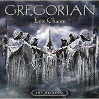 "GREGORIAN ""EPIC CHANTS"" CD NEU"
