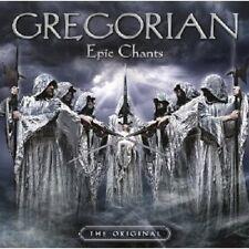 "GREGORIAN ""EPIC CHANTS"" CD NEU"