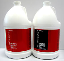 Matrix So Long Damage Shampoo & Conditioner Gallon Set Total Results 128 oz each