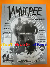 rivista JAMBOREE 12/1998 Beach Boys Crl Perkins Long John Hunter Penguins No cd