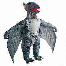 Pterosaur Inflatable Dinosaur Costume For Adult Size Cosplay Party Outfits Suit