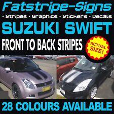 SUZUKI SWIFT STRIPES GRAPHICS STICKERS DECALS SPORT SZ-R 1.3 1.4 1.5 1.6 D