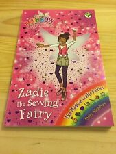 Zadie the Sewing Fairy by Daisy Meadows (Paperback, 2014) New
