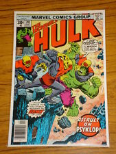 INCREDIBLE HULK #203 VOL1 MARVEL COMICS SEPTEMBER 1976