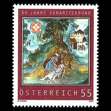 Austria 2007 - 80th Anniv of the Samaritan Federation Art - Sc 2102 MNH