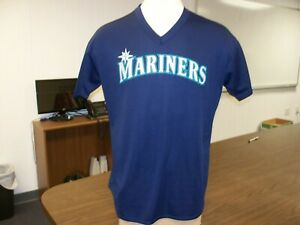 Seattle Mariners MLB Adult XL Game Day Athletic Shirt