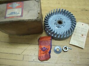Vintage NOS OEM Briggs & Stratton Gas Engine Magneto Flywheel 29835 X