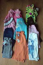 Girls 10 Pc Fall Winter Lot Leggings Pants Vest Sweater Shirts PJ's 5T 5-6 (#1)
