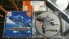 Airforce Delta Japanese Sega Dreamcast