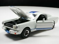 1965 Shelby GT350R 1/64 Scale Rare Diecast Diorama Car Real Riders