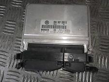 1998 VW PASSAT 1.8 PETROL ADR BOSCH ENGINE CONTROL ECU 8D0907558S 0261204956