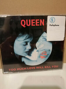 Queen - Too Much Love Will Kill You - 1996 4 Track PROMO CD