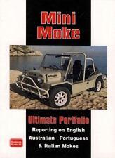 MINI MOKE ULTIMATE PORTFOLIO - NEW PAPERBACK BOOK