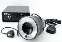 Excellent+5 Nikon Medical Nikkor 120mm F4 Lens w/ DC Unit LA-2 SC-22 From Japan