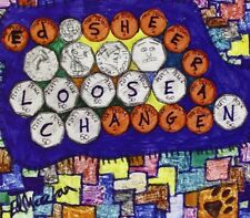 ED SHEERAN LOOSE CHANGE CD INDIE FOLK MUSIC 8 TRACK EP NEW